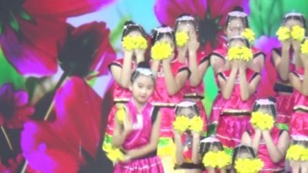菏泽市小精灵舞蹈学校唱花儿的花儿