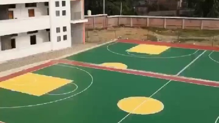 硅pu球场材料施工工艺【诚达体育】