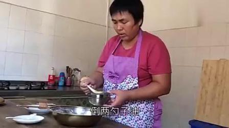 夹心面包的家常做法视频及果酱夹心面包的做法