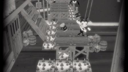 【双人组合】班迪跑酷:这游戏太难了!
