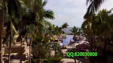 航拍墨西哥卡波圣卢卡斯旅游宣传片(7872)1014P