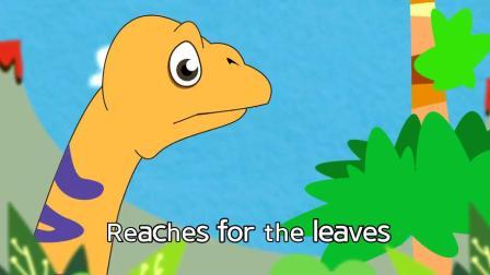 亲宝恐龙世界乐园儿歌:Velociraptor和Pukyoungosaurus双享版