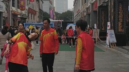 开心毽聚 2019广州市少数民族花会(4)VID_20190105_122131
