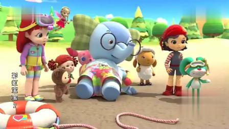彩虹宝宝:和彩虹湖里的水怪交朋友