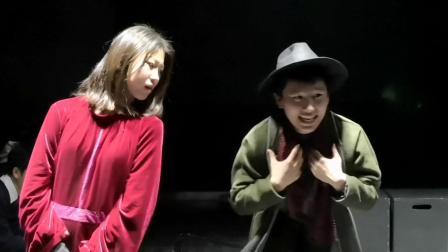 20190131英语戏剧《雾都孤儿》Nancy片段+谢幕