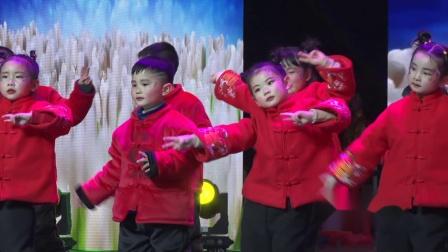 """2019陕西省""""最美童年""""少儿春节大联欢《口才基本功》"""