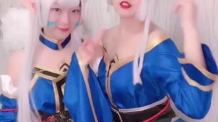 魔灵召唤cosplay