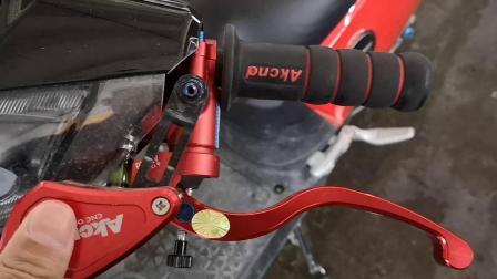 速柯CU改装直推上泵刹车方法教学AKcnd品牌出品