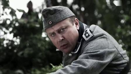为了阻击德军缴获喀秋莎火箭,苏联派出敢死队,跳伞进入森林