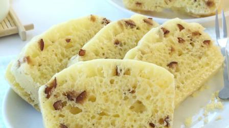 香甜红枣糕制作方法,适合12个月宝宝辅食