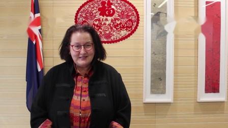新西兰驻华大使馆2019春节拜年视频