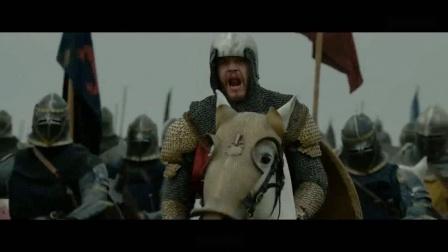 最新史诗战争片, 重骑兵遇到这种地形, 只有被屠杀的份