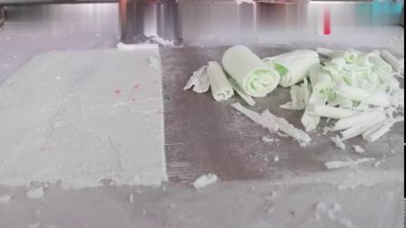 1块钱一个的果冻,牛人改造成炒冰淇淋,你那里