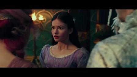 普通女孩来到神奇世界,立刻变成王国公主,童话般的生活