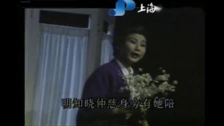 沪剧《何处不相逢》选段:月光下,王珊妹、吴月萍演唱,90年大世界沪剧团创作!