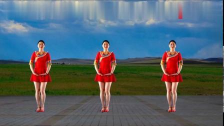 最新广场舞《小妹甜甜甜》歌曲甜美醉人,这支广场舞更好看!