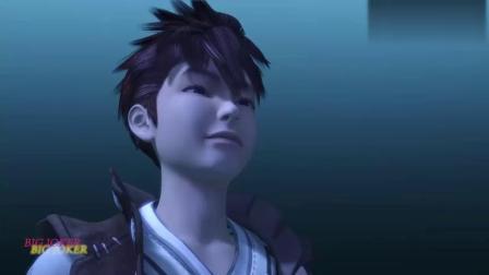 侠岚:辗迟第一次见七魄之胄,长这个样子,无语啊