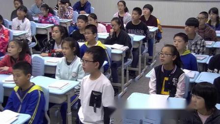 《習作》人教版小學語文六下課堂實錄-天津_東麗區-閆華艷