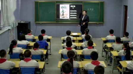 《依依惜別》人教版小學語文六下課堂實錄-新疆生產建設兵團_第八師-肖晶晶