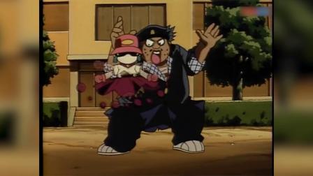 神龙斗士:正在装帅的瓦塔诺,突然被一位大叔打醒,爆笑!