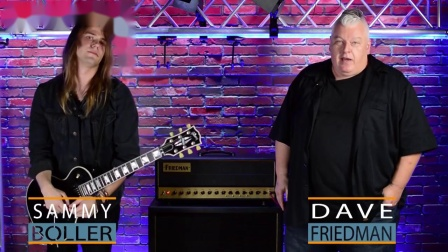 The Friedman BE-50 Deluxe _ With Dave Friedman and Sammy Boller
