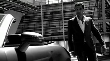奔驰汽车广告,让你成为关注的焦点,你喜欢吗!