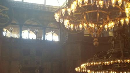 圣索菲亚大教堂(土耳其伊斯坦布尔)