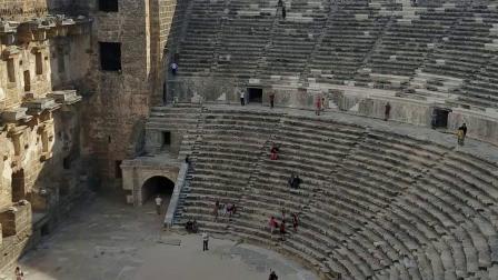 土耳其-阿斯潘多斯古剧场 02