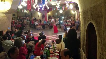 土耳其肚皮舞表演 (卡帕多西亚)