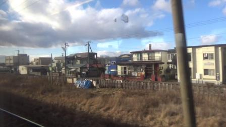 JR北海道・特急・超級北斗14号(札幌→函館)281系電車 2019.2.1