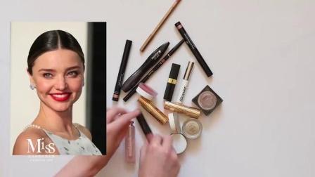 米兰达·可儿的化妆包:她最喜欢的美妆产品和婚礼装扮