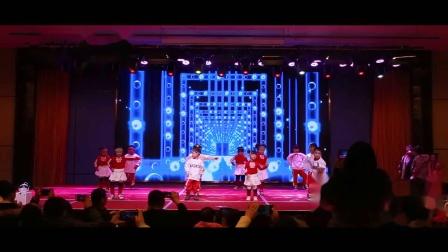 乐维幼儿园舞蹈《隔壁泰山》