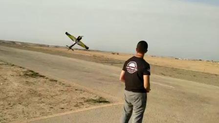中山领航Laser-103 装上小翼后Orel Zohar的飞行