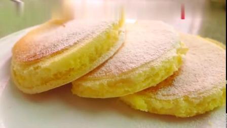 两个鸡蛋,一勺牛奶,教你做比蛋糕还好吃的蓬松蛋奶酥