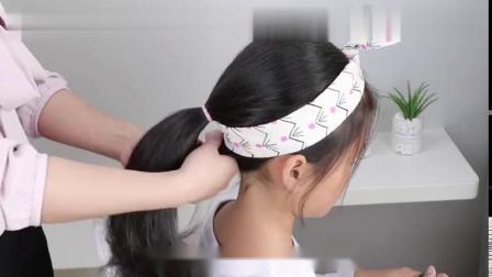 90秒教你學會3款實用小女孩發型-讓你愛上給女兒編發