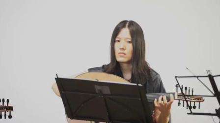 Dilhiroj(乌兹别克传统音乐  中亚、中东乐器 X 二