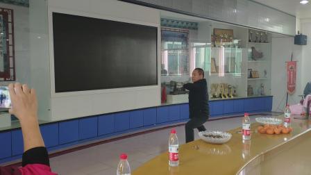 徐昌文老師表演南太極
