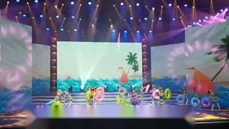《沙滩浪花》格格舞蹈班