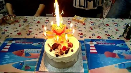 Cindy的生日蛋糕2019