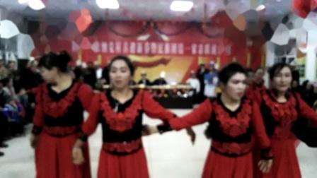 春天的芭蕾_阿特奥依纳克村2019年春节晚会@kyrgyz
