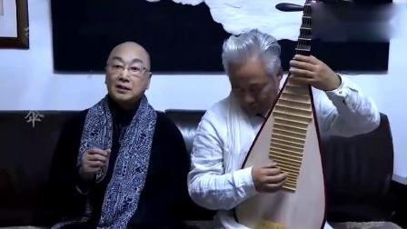 欣赏朗诵艺术家乔榛和琵琶鬼才方锦龙合作的《雨巷》。
