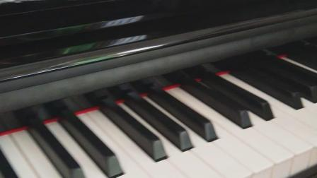 精美的钢琴