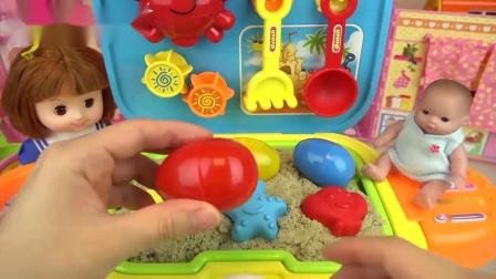 乐享玩聚 第4季 第73集 米露在惊喜蛋里发现小猪佩奇和凯蒂猫