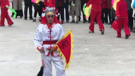 2019年最美海阳大秧歌朱吴镇后山中涧村下集