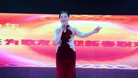 歌曲《前门情思大碗茶》演唱者:朱菊花