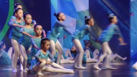 宝鸡舞者艺术培训学校 《泳气》
