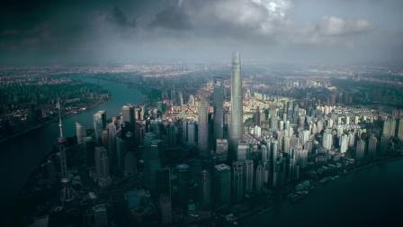 2019暑期上映!电影《上海堡垒》首曝预告,上海成为未来战场,鹿晗舒淇携手作战