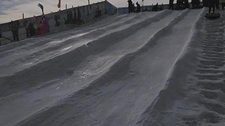 北京常营体育公园初三滑雪场