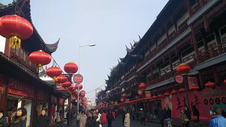 上海老街(一)