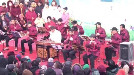 海州区浦南镇太平社区老年文艺协会2019年2月6日演出